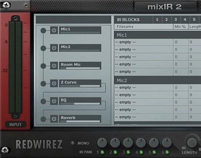Redwirez MixIR2