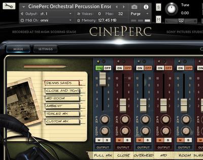 Cinesamples CinePerc COMPLETE Bundle