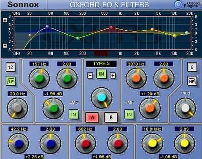 Sonnox Oxford R3 EQ