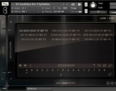 8Dio Insolidus Choir