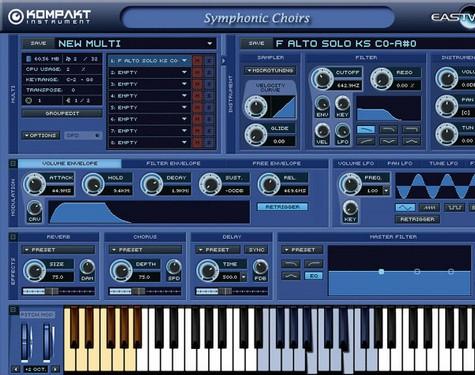 EastWest Quantum Leap Symphonic Choirs