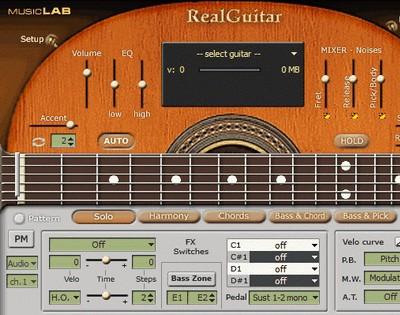 MusicLab RealGuitar 2