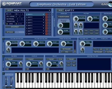 EastWest Quantum Leap Symphonic Orchestra